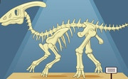 Arkeologist Jurassic Adventure