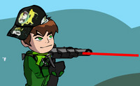 Ben 10 Extreme Shooter