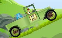 Ben 10 Milk Truck