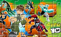 Ben 10 Puzzle 2
