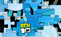 Ben 10 Ultimate Hero Puzzle