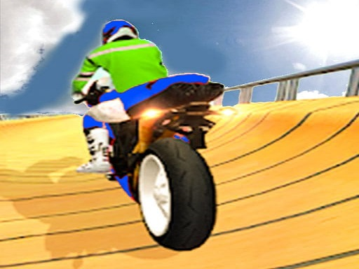 Bike Stunt Master Game 3D