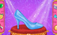 Cinderella Shoes Designer