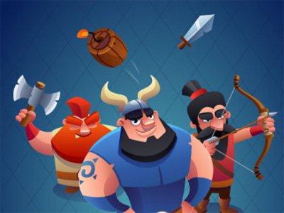Clash of Vikings