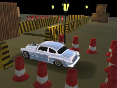 Classic Car Park