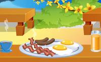 Cooking Delicious Breakfast