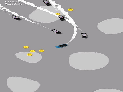 Cop Chop Police Car Chase Game