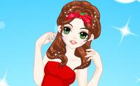 Dress Up Cloud Princess