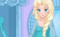Elsa Manga Fashion Dress-Up