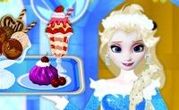 Elsa's Frozen Ice Cream Shop