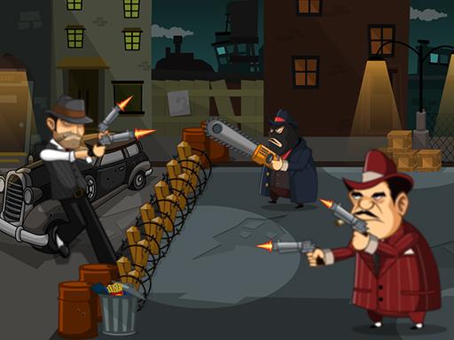 Gangster War