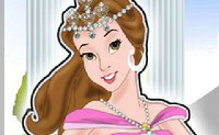 Pretty Princess Belle