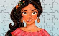 Princess Elena of Avalor Jigsaw Puzzle