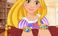 Rapunzel Princess Hand Spa