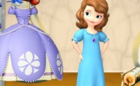 Sofia the First: Dress for a Royal Day