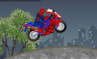 Spider-man Motobike