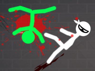 Stickman Warriors: Fatality