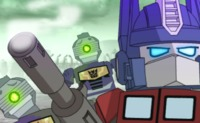 Transformers: Prime VS the Zombiecons